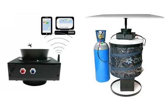 Mosquito monitoring online